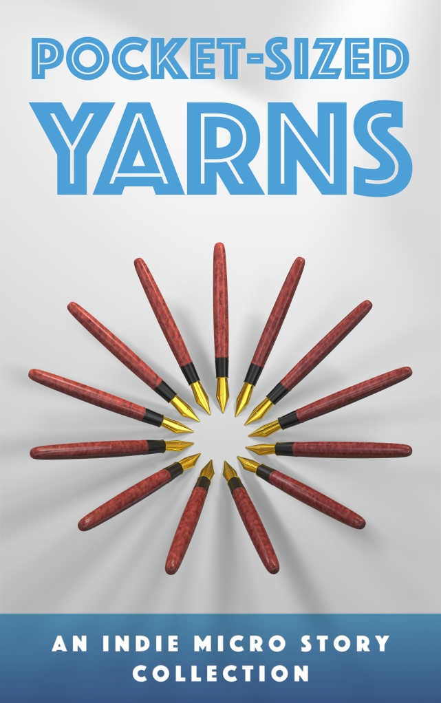 Pocket Sized Yarns cover