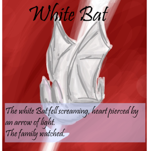 White Bat IG Quote