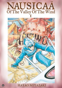 Nausicaa Volume 1 cover 1591164087